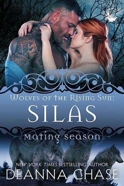 Book cover for Silas by Deanna Chase