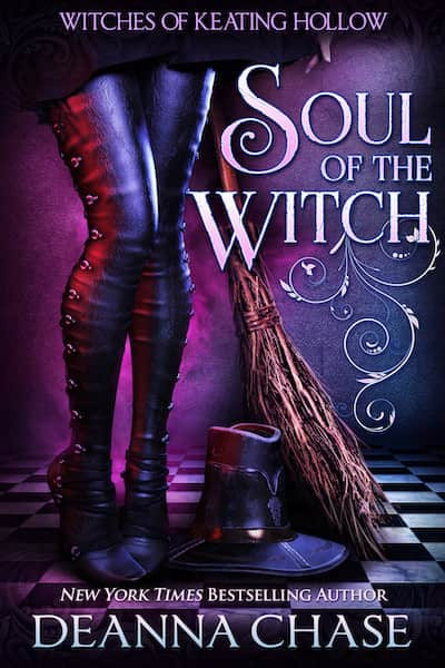 Book cover for Soul of the Witch by Deanna Chase