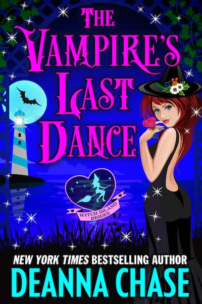 Book cover for The Vampire's Last Dance by Deanna Chase