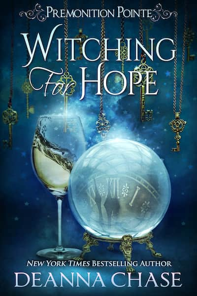 Book cover for Witching For Hope by Deanna Chase