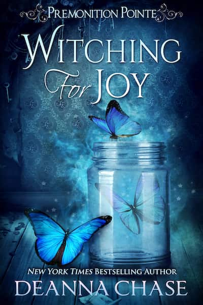 Book cover for Witching For Joy by Deanna Chase