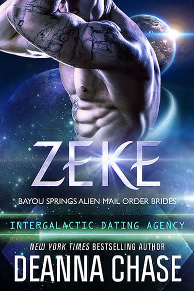 Book cover for Zeke by Deanna Chase