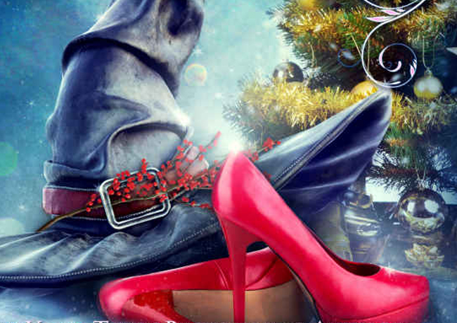 Witches of Christmas Grove Series by Deanna Chase